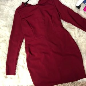 Dresses & Skirts - Long sleeve plus size bodycon